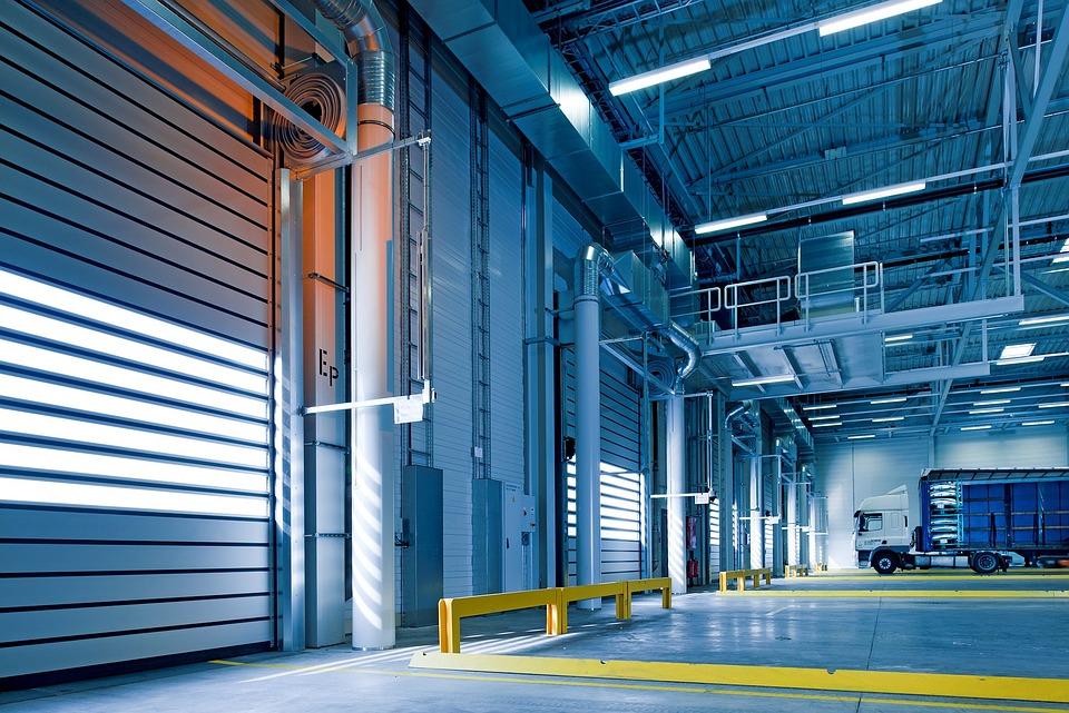 Mississauga warehouse facility